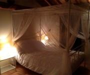 Chambre romantique | Gîte la Maréchalerie