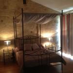 Chambre romantique | Gîte les Anciennes Écuries