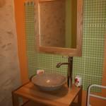 Salle de bain - Chambre enfant | Gîte les Anciennes Écuries