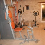 Salle de sport | Gîte les Anciennes Écuries